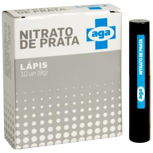 nitrato de prata