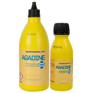 agadine amarela